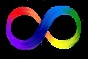 symbole de la neurodiversité